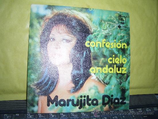MARUJITA DIAZ (Música - Discos - Singles Vinilo - Flamenco, Canción española y Cuplé)
