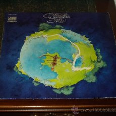 Discos de vinilo: YES LP FRAGILE CUARTO ALBUM DEL GRUPO. Lote 22330910