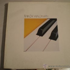 Discos de vinilo: LP. RANDY WALDMAN. AÑO 1986. EXCELENTE CONSERVACION!!!!!!!!!!!!. Lote 12817796