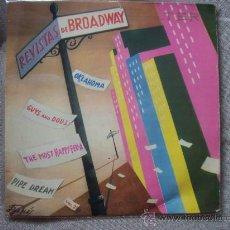 Discos de vinilo: EP BELTER 50'S - REVISTAS DE BROADWAY. Lote 26533070