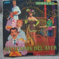 Discos de vinilo: EP BELTER 50'S - ENOCH LIGHT. Lote 26533069
