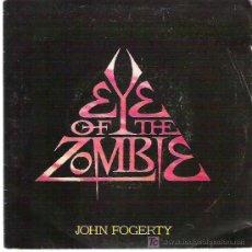 Discos de vinilo: JOHN FOGERTY - EYE OF ZOMBIE - 1986 PROMOCIONAL + ENCARTE. Lote 12822442