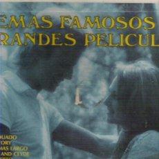 Discos de vinilo: TEMAS FAMOSOS DE GRANDES PELICULAS - CAJA CON 9 LPS ** 1972 RCA CASINO ROYAL / 2001 ODISEA / MR ROBI. Lote 12822863