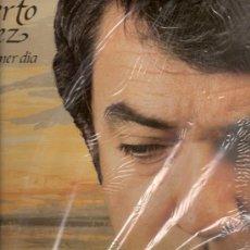 Discos de vinilo: 61) DISCO L.P. DE VINILO DE ALBERTO CORTEZ, COMO EL PRIMER DÍA: COMO EL PRIMER DÍA, ME GUSTA VERTE D. Lote 25235424
