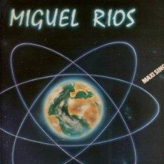 Discos de vinilo: 76) DISCO MAXISINGLE SUPER 45 RPM DE VINILO DE MIGUEL RÍOS: NIÑOS ELÉCTRICOS, EL SONIDO DE LA CIUDAD. Lote 24773183