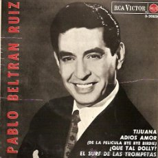 PABLO BELTRAN RUIZ EP SELLO RCA VICTOR AÑO 1964