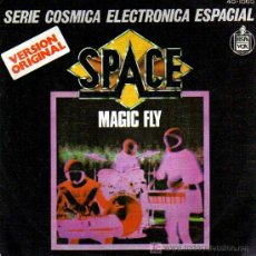 Discos de vinilo: SINGLE - SPACE - MAGIC FLY. Lote 12859036