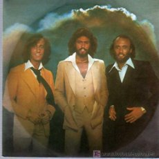 Discos de vinilo: SINGLE - BEE GEES - TOO MUCH HEAVEN. Lote 12859046