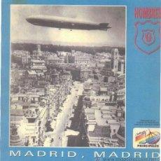 Discos de vinilo: HOMBRES G. MADRID, MADRID (VINILO-LP -MAXI-SINGLE 1990). Lote 12869436