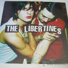 Discos de vinilo: LP THE LIBERTINES THE LIBERTINES VINILO. Lote 152308025