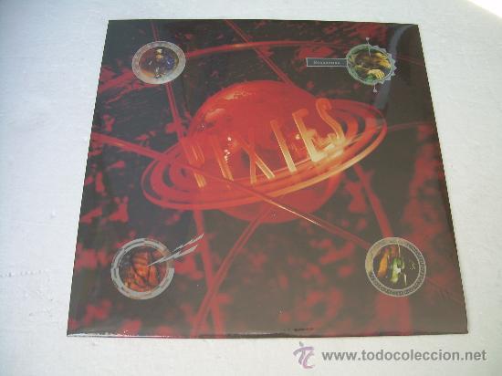 LP PIXIES BOSSANOVA VINYL VINILO NIRVANA 180 G (Música - Discos - LP Vinilo - Pop - Rock Extranjero de los 90 a la actualidad)