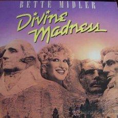Discos de vinilo: BETTE MIDLER - BDO DIVINE MADNESS. Lote 17819616