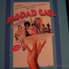 Discos de vinilo: BSO - BAGDAD CAFE. Lote 17819610