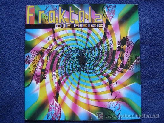 FRAKTAL 2 - DIE REISE (Música - Discos - Singles Vinilo - Techno, Trance y House)