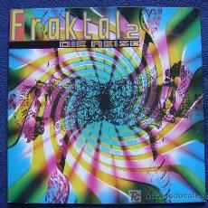 Discos de vinilo: FRAKTAL 2 - DIE REISE. Lote 46890350