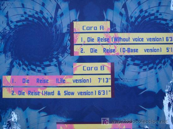 Discos de vinilo: Reverso - Foto 2 - 46890350