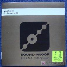 Discos de vinilo: MOMBASSA - CRY FREEDOM 96. Lote 12924740
