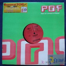 Discos de vinilo: POF - POF IS A PRODUCT OF FRANCE. Lote 12956825