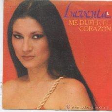 Discos de vinil: LAVENTA,ME DUELE EL CORAZON. Lote 12931357