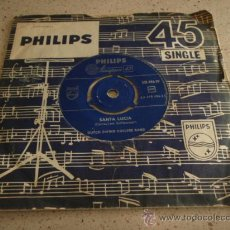 Discos de vinilo: DUTCH SWING COLLEGE BAND ( SANTA LUCIA - WILHELM TELL ) SINGLE45 PHILIPS. Lote 12943144