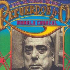 Discos de vinilo: MANOLO CARACOL LP DOBLE COLLECION RECUERDOS DE ORO EPIC EPC 88538 1981 VER FOTO ADICIONAL. Lote 12955323