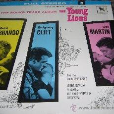 Discos de vinilo: EL BAILE DE LOS MALDITOS THE YOUNG LIONS. Lote 26524425