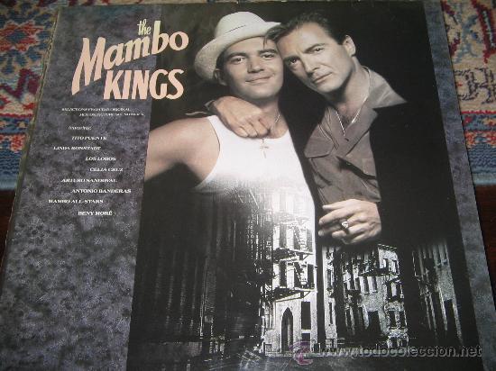 LOS REYES DEL MAMBO (Música - Discos - LP Vinilo - Bandas Sonoras y Música de Actores )