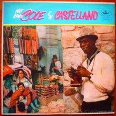Discos de vinilo: LP DE NAT KING COLE EN ESPAÑOL AÑO 1958 EDICIÓN ARGENTINA. Lote 27635564