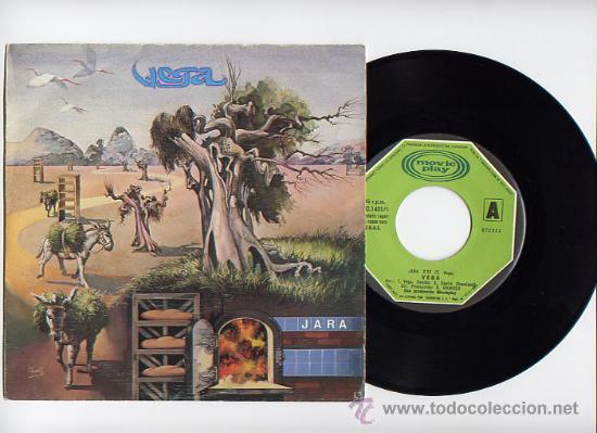 VEGA. 45 RPM. JARA + MONTERRUBIO. MOVIEPLAY AÑO 1979 (Música - Discos - Singles Vinilo - Grupos Españoles de los 70 y 80)