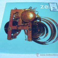 Discos de vinilo: LP ZEM VINILO PROGRESIVO ESPAÑOL JAZZ ROCK LOS ILEGALES KING CRIMSON. Lote 295475743
