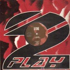 Discos de vinilo: D-TUNE - SIRENADE / CROSSWATER - MAXISINGLE 1994. Lote 13014698