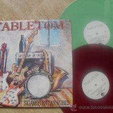 Discos de vinilo: TABLETOM-SIGAMOS EN LAS NUBES-DOBLE LP- (ULTIMO TRABAJO CON ROCKBERTO) NUEVO SIN DESPRECINTAR. Lote 178333637