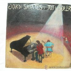 Discos de vinilo: JORDI SABATES I TOTI SOLER // EDIGSA 1973. Lote 25171895