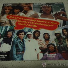 Discos de vinilo: BONEY M. (FELICIDAD) PRECIOUS WILSON (WE ARE ON THE RACE TRACK) ERUPTION (RUNAWAY) A LA CARTE. Lote 13038829