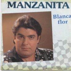 Discos de vinilo: MANZANITA,BLANCA FLOR. Lote 13042173