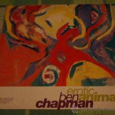 Discos de vinilo: BEN CHAPMAN ( EROTIC ANIMALS 2 VERSIONES ) 1991 - GERMANY MAXI45. Lote 13044084