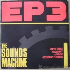 Discos de vinilo: EP3 - THE SOUNDS MACHINE - EP COMPARTIDO 1987. Lote 13048318