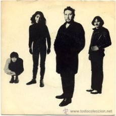 Discos de vinilo: THE STRANGLERS - WALK ON BY / OLD CODGER / TANK – EP UK 1978 – UNITED ARTISTS UP 36429. Lote 17521243