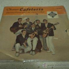 Discos de vinilo: LUCIANO VIANI UND DIE CASAMATTAS (TOSCA - ANEMA E CORE - RICORDATE MARCELLINO - LA DONNA RICCIA). Lote 13072205
