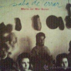 Discos de vinilo: MARIA DEL MAR BONET,SABA DE TERRER DEL 79. Lote 173904075
