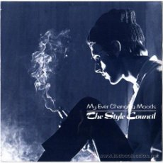 Discos de vinilo: THE STYLE COUNCIL – MY EVER CHANGING MOODS – SG UK 1984 – POLYDOR TSC 5. Lote 17618444