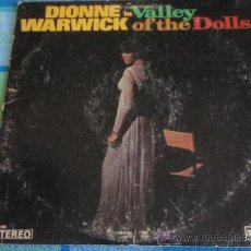 Discos de vinilo: DIONNE WARWICK IN 'VALLEY OF HE DOLLS ' NEW YORK-USA LP33 SCEPTER RECORDS. Lote 13133926