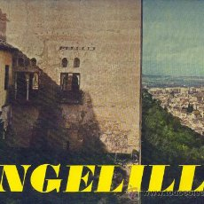 Discos de vinilo: ANGELILLO LP VIK 3030 RCA 1967 VER FOTO ADICIONAL CANCIONES. Lote 13140177