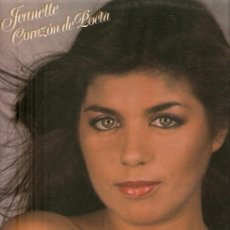 Discos de vinilo: LP JEANETTE - CORAZON DE POETA - CANCIONES DE MANUEL ALEJANDRO. Lote 173912293