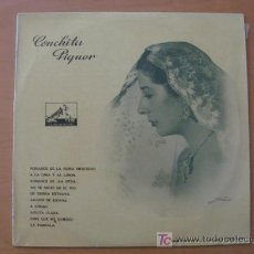 Discos de vinilo: DISCO VINILO. LP. CONCHA PIQUER. . Lote 13170318