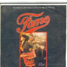 Discos de vinilo: FAME, 1980. Lote 25326445