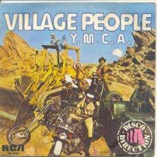 Discos de vinilo: VILLAGE PEOPLE, 1978. Lote 24544399
