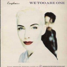 Discos de vinilo: EURYTHMICS / WE TOO ARE ONE (LP BMG 1989). Lote 13219336