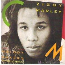 Discos de vinilo: ZIGGY MARLEY - MELODY MARKERS *** UK 1988 VIRGIN. Lote 13235187