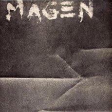 Discos de vinil: IMAGEN. ABU. MAXI SINGLE 12 DE 45 RPM. COPIA PROMOCIONAL. AÑO 1987. Lote 91795655